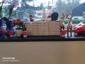 I julen hygger vi lidt ekstra. Vi spiser godt 044a5c1552c95